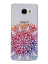 Five Yanhua Pattern Material TPU Phone Case For SamsungA3(2016) A5(2016)