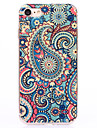 TPU  IMD Material Blue Jellyfish Pattern Powder Phone Case for iPhone 7 Plus/7/6s Plus / 6 Plus/6S/6/SE / 5s/5/5C