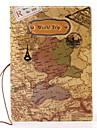 Porta-Documento Capa para Passaporte Prova-de-Agua Portatil A Prova-de-Chuva A Prova-de-Po Organizadores para Viagem paraProva-de-Agua