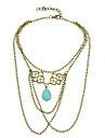 Bracelet Chaines & Bracelets Alliage Others Mode Halloween / Quotidien / Decontracte Bijoux Cadeau Dore / Argent / Cuivre,1pc