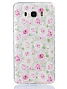 For Samsung Galaxy J710 J510 J5 Case Cover TPU Material Roses Pattern Wave Pattern Non-Slip Painting Phone Case J310 J3 J3 Pro J120 G530