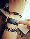 여성용 스포츠 시계 패션 시계 손목 시계 디지털 시계 디지털 LED 컬러풀 고무 밴드 빈티지 멋진 캐쥬얼 블랙 블루 노란색 로즈