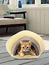 Кошка Кровати Животные Валики и подушки Мягкий Коричневый