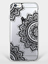 FLOWER 11  TPU Case For Iphone 7 7Plus 6S/6 6Plus/5 5S SE