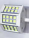7 R7S LED лампы типа Корн T 24LED SMD 5050 680LM-800LM lm Тёплый белый / Холодный белый Декоративная AC 85-265 V 1 шт.