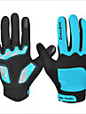 Перчатки Спортивные перчатки Жен. / Муж. Перчатки для велосипедистов Осень / Зима ВелоперчаткиСохраняет тепло / Анти-скольжение /