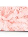penas cor de rosa caixa do computador padrao macbook para macbook air11 / 13 pro13 / 15 pro com retina13 / 15 macbook12