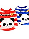 Stripe Design Panda Pattern Winter Vest for Pets Dogs (Assorted Sizes and Colours)