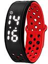 NONE Smart Bracelet Защита от влаги Длительное время ожидания Израсходовано калорий Педометры Спорт будильник Пригодно для носкиiOS