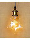 2W E26/E27 Круглые LED лампы B 20 Dip LED 1120 lm Тёплый белый Декоративная V 1 шт.