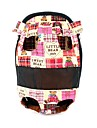 Cat / Dog Front Backpack / Dog Pack Pet Carrier Portable / Soft / Cartoon / Cute / Casual/Daily / Wedding / Cosplay Red Fabric