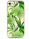 Для Ультратонкий / С узором Кейс для Задняя крышка Кейс для Цветы Мягкий TPU для AppleiPhone 7 Plus / iPhone 7 / iPhone 6s Plus/6 Plus /