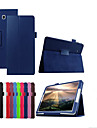 Fashion Top Quality Smart PU Leather Cover For Samsung Galaxy Tab E 9.6 T560 T561 Tablet Case+Free Screen Protector+ Pen