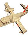 직소 퍼즐 나무 퍼즐 빌딩 블록 DIY 장난감 파이터 1 나무 크리스탈 모델 & 조립 장난감