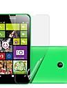 (6 pieces) haute definition de protection d\'ecran pour Nokia Lumia 630/635