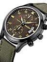 Hommes Montre de Sport Montre Militaire Montre Habillee Montre Tendance Montre Bracelet Quartz Numerique Calendrier Suisse DesignerVrai