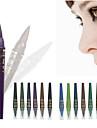 6 Colors/1Set Professional  Makeup M.N Eye Shadow Pencil Set Waterproof Gel Eyeliner Pencil Bead Light Pen Highlights Eyeliner Crayon Cosmetics Pen
