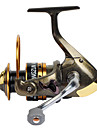 Fishing Reel Spinning Reels 2.6:1 11 Ball Bearings Exchangable General Fishing-AF3000