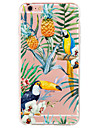 Pour Motif Coque Coque Arriere Coque Animal Flexible PUT pour AppleiPhone 7 Plus iPhone 7 iPhone 6s Plus/6 Plus iPhone 6s/6 iPhone