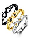 Кольца Свадьба Для вечеринок Особые случаи Повседневные Бижутерия Сплав Кольца на вторую фалангу Классические кольца Кольцо 1шт,6 7 8 9 10