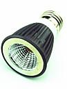 7W E14 GU5.3 E27 Точечное LED освещение MR16 1 COB 550 lm Тёплый белый Холодный белый Декоративная AC220 V 1 шт.