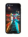 For Pattern Case Back Cover Case City View Hard Acrylic for iPhone 7 Plus 7 6s Plus 6 Plus 6s 6 5s 5 SE