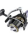 Катушки для спиннинга Спиннинговые катушки 4.1:1 14 Шариковые подшипники Заменяемый Морское рыболовство-GH8000