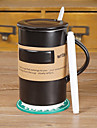 классический памятка Drinkware, 500 мл выжимание сока керамическую кружку кофе с пометкой ручкой