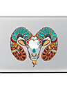 For MacBook Air 11 13/Pro13 15/Pro with Retina13 15/MacBook12 Color To The Sheep Decorative Skin Sticker