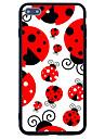 용 패턴 케이스 뒷면 커버 케이스 타일 하드 아크릴 용 Apple 아이폰 7 플러스 아이폰 (7) iPhone 6s Plus/6 Plus iPhone 6s/6 iPhone SE/5s/5