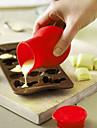 Измерительные кубки и ложки Для торта Для получения льда Для шоколада Для Кекс конфеты многообещающий силиконовыйСделай-сам Высокое