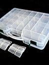"Fishing Tackle Boxes Waterproof 7 1/2"" (19 cm)*Plastic"