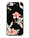 Para iPhone 8 iPhone 8 Plus Case Tampa Estampada Capa Traseira Capinha Flor Macia PUT para Apple iPhone 8 Plus iPhone 8 iPhone 7 Plus