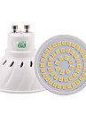 5W GU10 GU5.3(MR16) E26/E27 Focos LED 54 SMD 2835 400-500 lm Blanco Calido Blanco Fresco Blanco Natural Decorativa V 1 pieza