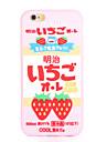 Pour Motif Coque Coque Arriere Coque Dessin Anime 3D Flexible Silicone pour AppleiPhone 7 Plus iPhone 7 iPhone 6s Plus iPhone 6 Plus