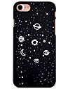For Apple iPhone 7 7Plus 6S 6Plus Case Cover Starry Sky Pattern Oil Surface PC Material Trend Mobile Phone Case