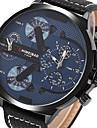 Мужской Спортивные часы Армейские часы Нарядные часы Модные часы Наручные часы Уникальный творческий часы Повседневные часы Кварцевый