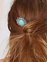 Shixin® Alloy/Gem Hairpins Daily/Casual 1pc