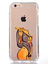 Для iphone 7 сексуальная мягкая крышка случая задней стороны обложки tpu повелительницы для яблока iphone 7 плюс 6s 6 плюс se 5s 5 5c 4s 4