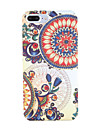 Para Apple iphone 7 7plus caso de padrao capa de capa traseira mandala hard pc 6s plus 6 plus 6s 6