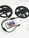 ZDM 10M(2*5M)  2835 RGB 48W 600 LEDs  Strip Flexible Light LED  with 44Key IR Remote Controller Kit  and 1BIN2 Connecting line(DC12V)