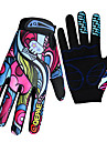 Перчатки Спортивные перчатки Жен. Муж. Перчатки для велосипедистов Весна Осень Зима ВелоперчаткиСохраняет тепло Анти-скольжение