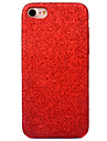 For Apple iPhone 7 7 Plus 6S 6 Plus Case Cover PC Material PU Paste Skin Combo Glitter Shine Phone Case
