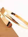 Women\'s Cuff Bracelet Jewelry Fashion Copper Animal Shape Silver Gold Jewelry For Special Occasion 1pc