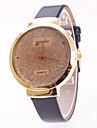 Женские Модные часы Китайский Кварцевый звездный PU Группа С подвесками Элегантные часы Черный Белый Красный Коричневый Фиолетовый