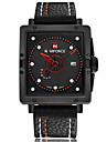 NAVIFORCE Men\'s Sport Watch Fashion Watch Wrist watch Casual Watch Quartz Calendar PU Band Luxury Cool Unique Watches