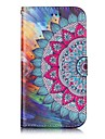 For Samsung Galaxy J3 (2016) J3 (2017) Case Cover Card Holder Wallet Embossed Pattern Full Body Case Mandala Hard PU Leather for J3 J2 Prime