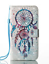 For  Samsung Galaxy S8 Plus S8 Card Holder Wallet with Stand Flip Pattern Case Full Body Case Dream Catcher Hard PU Leather  S7 edge S7 S6 edge S6 S5