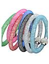 Mulheres Pulseira Basico Original bijuterias Joias Bracelete Para Diario Casual Presentes de casamento