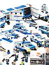 Набор для творчества Конструкторы Для получения подарка Конструкторы Военные корабли Летательный аппарат Пластик 6 лет и выше Игрушки